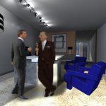 Visuel 3D | Bureaux de direction