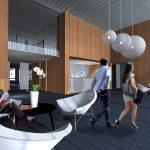 Architecte d'intérieur - Entrée - accueil