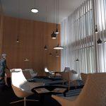 Visuel 3D | Salon lounge
