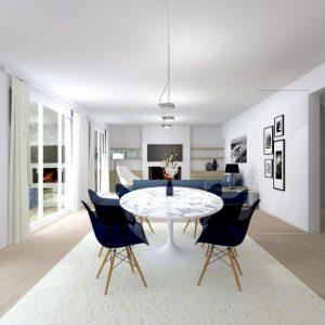 Architecte d'intérieur - Salle à manger