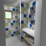 Visuel 3D - SDD dortoir