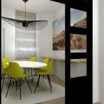 Visuel 3D - Salle de réunion