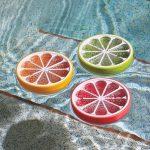 Bouée rondelles agrumes | Sources : Pinterest